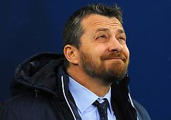 Fulham manager Slavisa Jokanovic - Mandatory by-line: Nizaam Jones/JMP- 26/12/2017 -  FOOTBALL - Cardiff City Stadium - Cardiff, Wales -  Cardiff City v Fulham - Sky Bet Championship