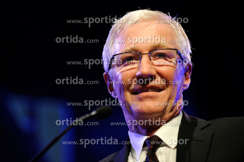 Paul O'Grady performs live at the Hay Festival Hay On Wye Wales - Image Copyright Ben Pruchnie Photographer B3968. EXPA Pictures &copy; 2015, PhotoCredit: EXPA/ Photoshot/ Ben Pruchnie<br /> <br /> *****ATTENTION - for AUT, SLO, CRO, SRB, BIH, MAZ only*****