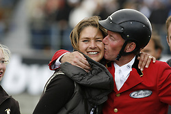 Lansink Jos and Marielle<br /> World Equestrian Games Aachen 2006<br /> Photo © Hippo Foto
