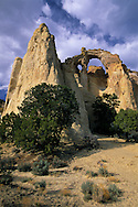 Grosvenor Arch, Grand Staircase Escalante Nat'l. Mon. Kane County, UTAH