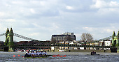 20050312 Varsity Boat Race, OUBC vs Leander