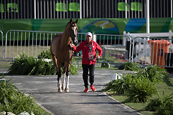 Lamaze Eric, CAN, Fine Lady 5<br /> Olympic Games Rio 2016<br /> © Hippo Foto - Dirk Caremans<br /> 12/08/16