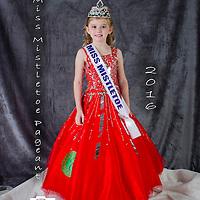 2016 Miss Mistletoe Pageant
