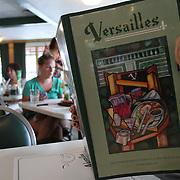 Versailles Restaurant is a cafeteria, restaurant, and bakery, and a landmark eating establishment located on Calle Ocho (8th St) in Little Havana, Miami.<br /> Photography by Jose More