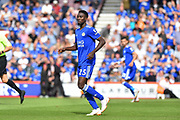 Leicester City Midfielder, Wilfred Ndidi (25) during the Premier League match between Bournemouth and Leicester City at the Vitality Stadium, Bournemouth, England on 15 September 2018.