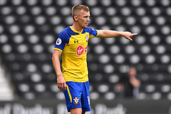 """Southampton's James Ward-Prowse during a pre season friendly match at Pride Park, Derby. PRESS ASSOCIATION Photo. Picture date: Saturday July 21, 2018. Photo credit should read: Anthony Devlin/PA Wire. EDITORIAL USE ONLY No use with unauthorised audio, video, data, fixture lists, club/league logos or """"live"""" services. Online in-match use limited to 75 images, no video emulation. No use in betting, games or single club/league/player publications."""