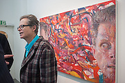 JIM SHAWJIM SHAW, JIM SHAW AT SIMON LEE GALLERY.- 12 BERKELEY ST. London. 11 February 2013.