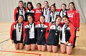 20121110 College Junior Volleyball Tournament Sacred Heart Girls