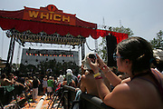 Pete Yorn performs during the fourth day of the 2007 Bonnaroo Music & Arts Festival on June 17, 2007 in Manchester, Tennessee. The four-day music festival features a variety of musical acts, arts and comedians..Photo by Bryan Rinnert