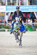 Lorenzo de Luca - Jeleena de Muze<br /> FEI World Breeding Jumping Championships for Young Horses 2016<br /> © DigiShots