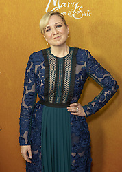 December 4, 2018 - New York, New York, United States - Josie Rourke attends the New York premiere of 'Mary Queen Of Scots' at Paris Theater  (Credit Image: © Lev Radin/Pacific Press via ZUMA Wire)
