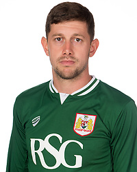 Bristol City Goalkeeper, Frank Fielding - Mandatory byline: Joe Meredith/JMP - 07966386802 - 04/08/2015 - FOOTBALL - Bristol City Training Ground -Bristol,England - Bristol City Headshots
