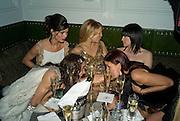 Marion Cotillard; georgina Chapman; Kate Hudson; Hylda Qusally; Maha Dakhill, Weinstein Bafta after-party in association with Chopard. Bungalow 8. London. 10  February 2008.  *** Local Caption *** -DO NOT ARCHIVE-© Copyright Photograph by Dafydd Jones. 248 Clapham Rd. London SW9 0PZ. Tel 0207 820 0771. www.dafjones.com.