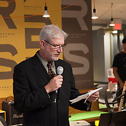 Roasters Block Ribbon Cutting, renovation and residential conversion of Folgers Coffee Plant, Kansas City, Missouri.