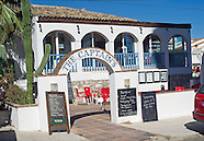 Captain's Bar, Le Calle de Mijas - Brits Arrested For Killing