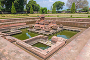 Candi Tikus bathing place, Trowulan, Mojokerto, Java, Indonesia, Asia