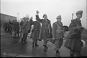 1964-13/10 Troops Depart for Cyprus