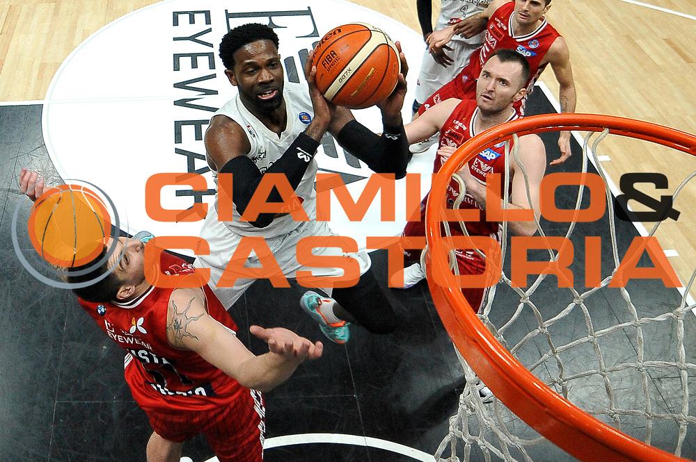 Milano 10 Marzo 2016<br /> Basket campionato serie A12015/2016<br /> Olimpia EA7 Emporio Armani Milano Pasta Reggia Juve Caserta<br /> Nella FotoPasta Reggia Juve Caserta<br /> Foto Ciamillo