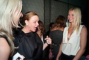 STELLA MCCARTNEY;  GWYNETH PALTROW, Vogue: Fashion's Night Out: Stella McCartney. Stella McCartney, 30 Bruton Street, London. 8 September 2010.  -DO NOT ARCHIVE-© Copyright Photograph by Dafydd Jones. 248 Clapham Rd. London SW9 0PZ. Tel 0207 820 0771. www.dafjones.com.