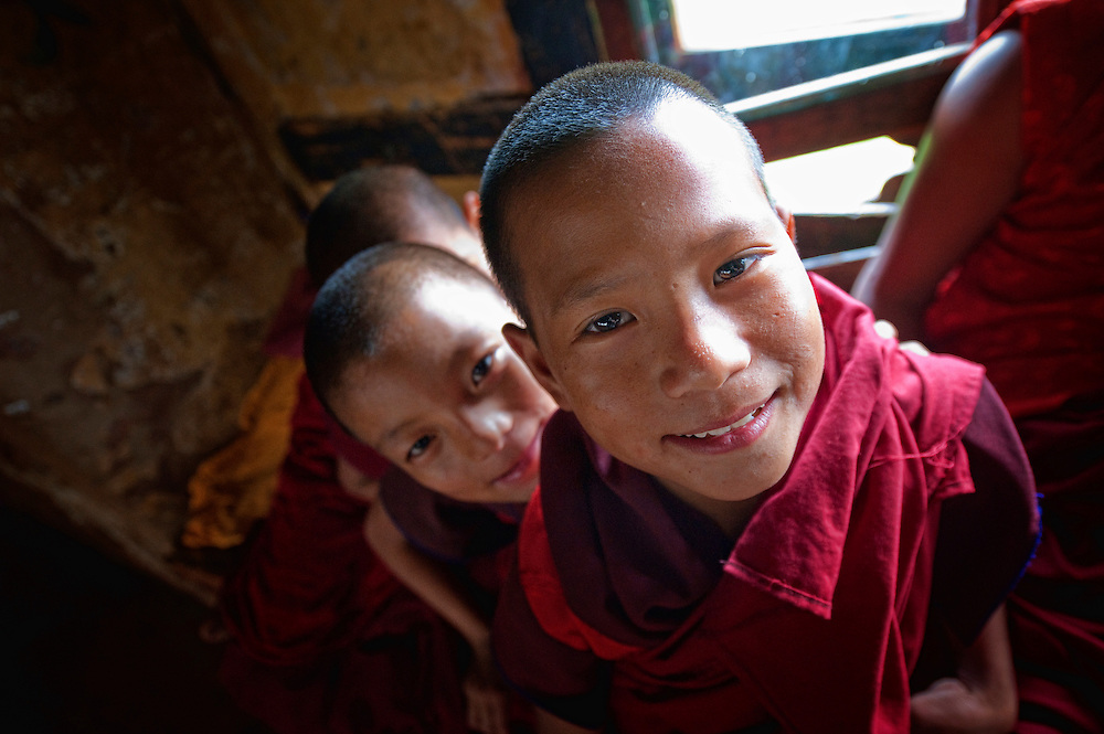 Asia, Tibet, Bhutan, Chimi Lhakhang, Lama Kunley, Fertility, Monastery, Temple