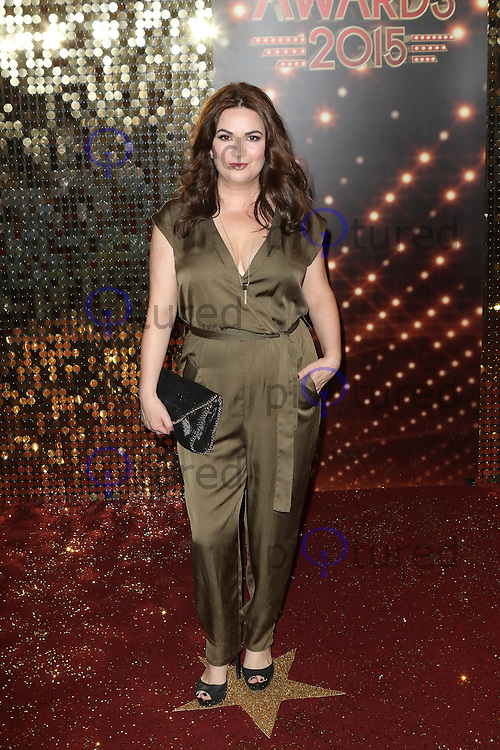 Debbie Rush, The British Soap Awards 2015, The Palace Hotel, Manchester UK, 16 May 2015, Photo by Richard Goldschmidt