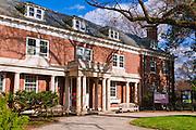 North Bridge Visitor Center, Minute Man National Historic Park, Massachusetts