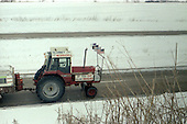 American Agriculture Movement - 1979 Tractors to DC