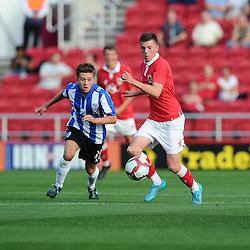 South Stand Trial - Bristol City U18