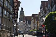 Altstadt, Fachwerk, Bad Wildungen, Nordhessen, Hessen, Deutschland | old town, Bad Wildungen, Hesse, Germany