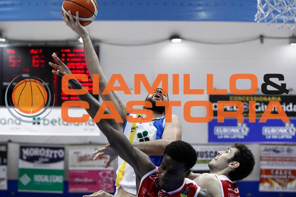 Iannuzzi<br />Betaland Capo D'Orlando Vs EA7 Emporio Armani Olimpia Milano<br />Playoff Gara 4<br />LegaBasket 2016/2017<br />Capo d&rsquo;Orlando 18/05/2017<br />Foto Ciamillo-Castoria