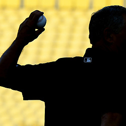 Colorado Rockies manager Bud Black during a Major League baseball game against the Los Angeles Dodgers at Dodger Stadium on Thursday, Sept. 07, 2017 in Los Angeles. (Photo by Keith Birmingham, Pasadena Star-News/SCNG)