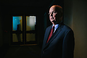 WASHINGTON, DC - MARCH 19: Gen. Michael Hayden is the former Director of the National Security Agency and Director of the Central Intelligence Agency.  (Photo by Lexey Swall/Global Assignment by Getty Images for Stern)