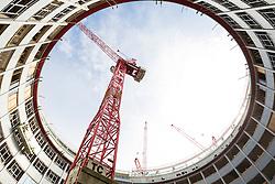 Television Centre , London - Client Mace