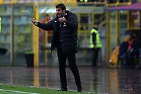 """Andrea Stramaccioni Inter<br /> Bologna 28/10/2012 Stadio """"Dallara""""<br /> Football Calcio Serie A 2012/13<br /> Bologna v Inter<br /> Foto Insidefoto Paolo Nucci"""