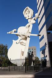 Statue by David Adickes