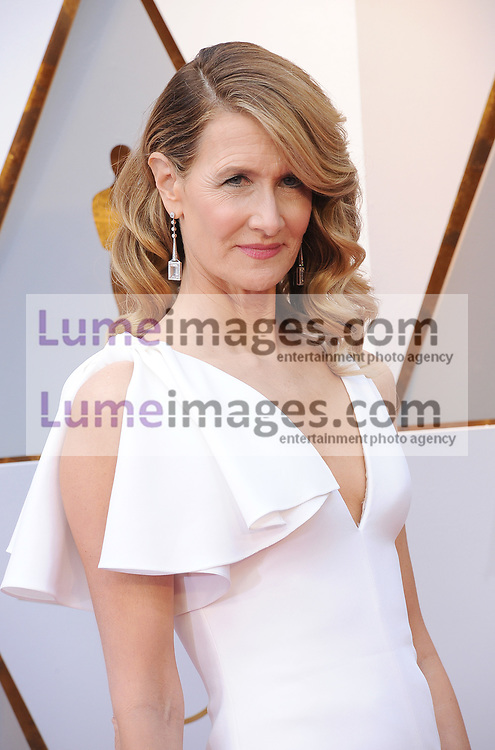 Laura Dern at the 90th Annual Academy Awards held at the Dolby Theatre in Hollywood, USA on March 4, 2018.
