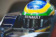 February 21, 2012: Formula One Testing, Circuit de Catalunya, Barcelona, Spain. Bruno Senna, Williams-Renault FW34