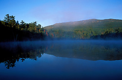 Mt. Monadnock as seen from Gilson Pond in Mt. Monadnock State Park.  Jaffrey, NH