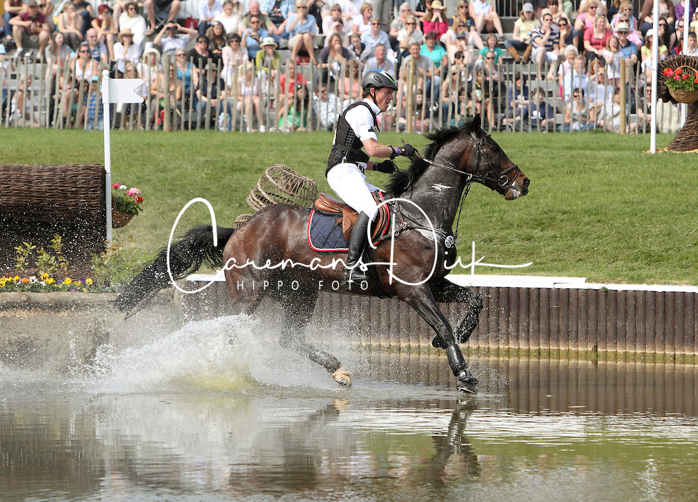 R&uuml;der Kai (GBR) - Leprince de Bois<br /> CIC4* Badminton 2011<br /> &copy; Hippo Foto - Cealy Tetly