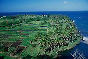 Keanae Peninsula, Hana Coast, Maui, Hawaii, USA<br />