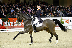 Schellekens-Bartels Imke (NED) - Hunter Douglas Sunrise<br /> Wordl Cup Senioren Frankfurt 2009<br /> Photo© Hippo Foto - Leanjo de Koster