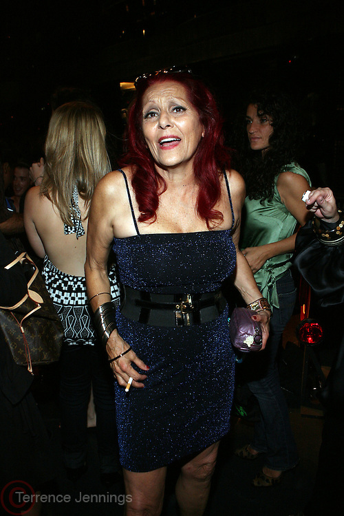 Patricia Flieds at The Patricia Field Show at 2008 Mercedes-Benz Fashion Week held at the Edison Ballroom on September 6, 2008