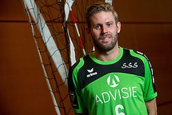 05-10-2016 NED: Selectie SSS 2016-2017, Barneveld<br /> De spelers van eredivisie club SSS voor het seizoen 2016-2017 / Johan Oosting