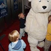Premiere de Kleine IJsbeer, Luca Borsato