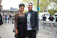 Alana Mayo and Lena Waithe at Prada Resort 2019