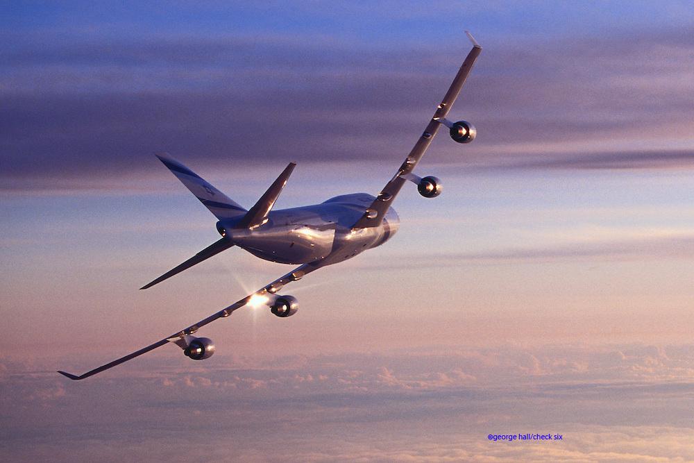 Boeing 747-400 El Al