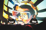 DJ SHADOW CUT CHEMIST RENEGADES OF RHYTHM TOUR 2014