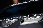 August 2014: Pebble Beach Concours. Lamborghini Huracan GT3 car
