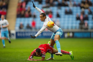 Coventry City v Swindon Town - League 1