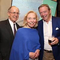 Jim and Kathy Snowden, August Busch III